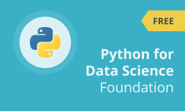 Python for Data Science Foundation Course