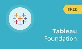 Tableau Foundation Course