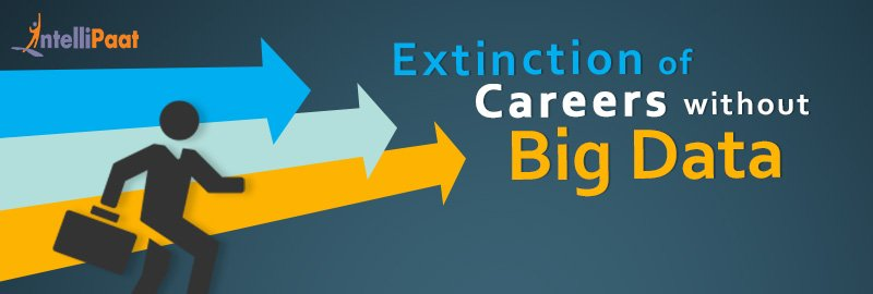 Careers without Big Data