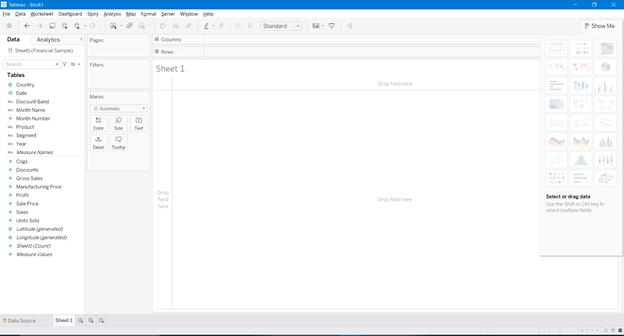Create Visualizations Workbook