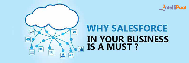 Why SALESFORCE in Your Business is a MUST ?