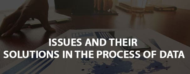 Issues and Their Solutions in the Process of Data Integration