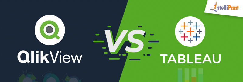 Tableau vs Qlikview – Difference Between Data Visualization Giants