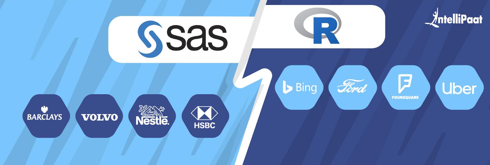 SAS vs R