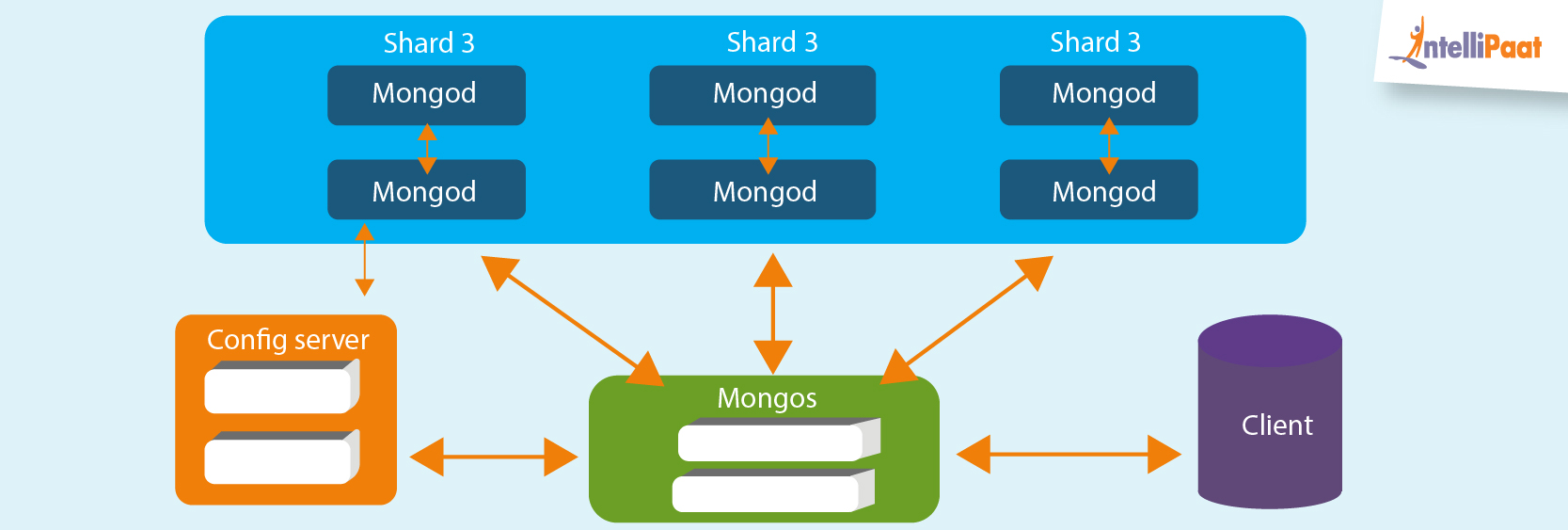 The architecture of MongoDB NoSQL Database