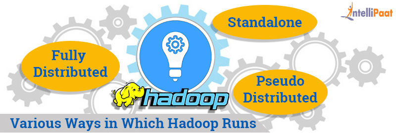 Types of Hadoop installation