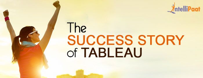 The success story of Tableau Software