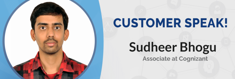 Learning and Excelling with Different Skills: Sudheer's Journey