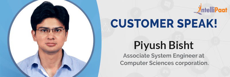 How Piyush is Rising as a Big Data Expert in IT Industry?