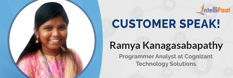 From a Confused Beginner to a Gleeful Hadoop Ninja: Ramya's Journey
