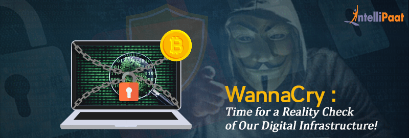 WannaCry – A grim reminder of what can go wrong in a digitized world!