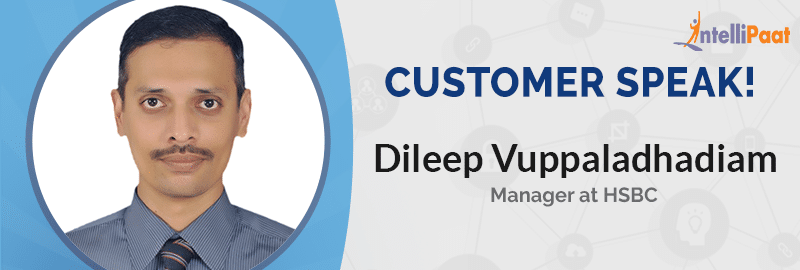 How Dileep, with 12 Years of Experience Decided to Make a Career Shift