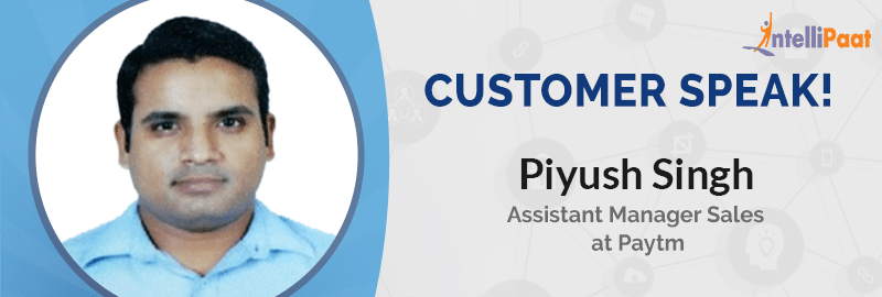 Making a Career Shift with Analytics: Piyush's Journey