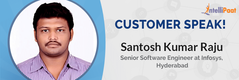 Being on Track with Big Data: Santhosh's Journey