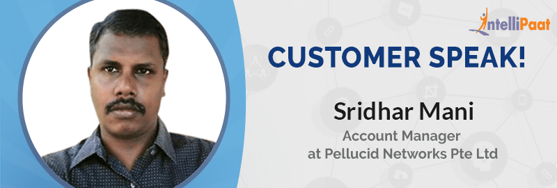 How Sridhar Decided to Make Career Shift with Sap Hana after 13 Years of Experience