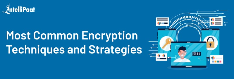 Most Common Encryption Techniques and Strategies-Big