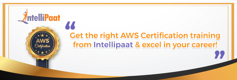 The recommended AWS Certification Training