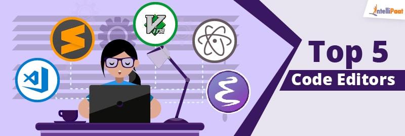 Top 5 Python Code Editors