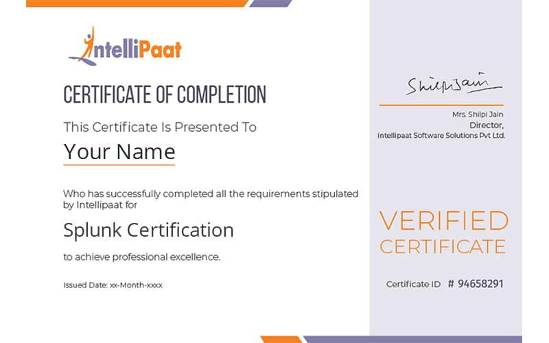 splunkcertification