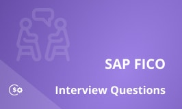Top SAP FICO Interview Questions and Answers