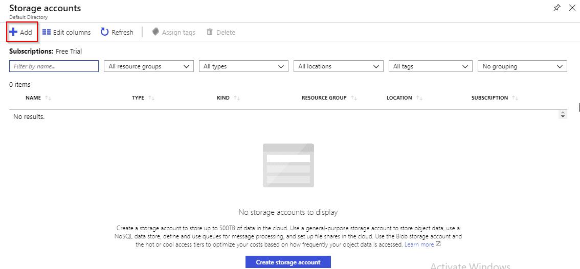 Azure Storage account-Azure Storage-Intellipaat