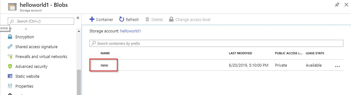 Azure storage explorer blob dashboard-Azure Storage-Intellipaat