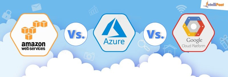 AWS vs Azure vs Google - Detailed Cloud Comparison