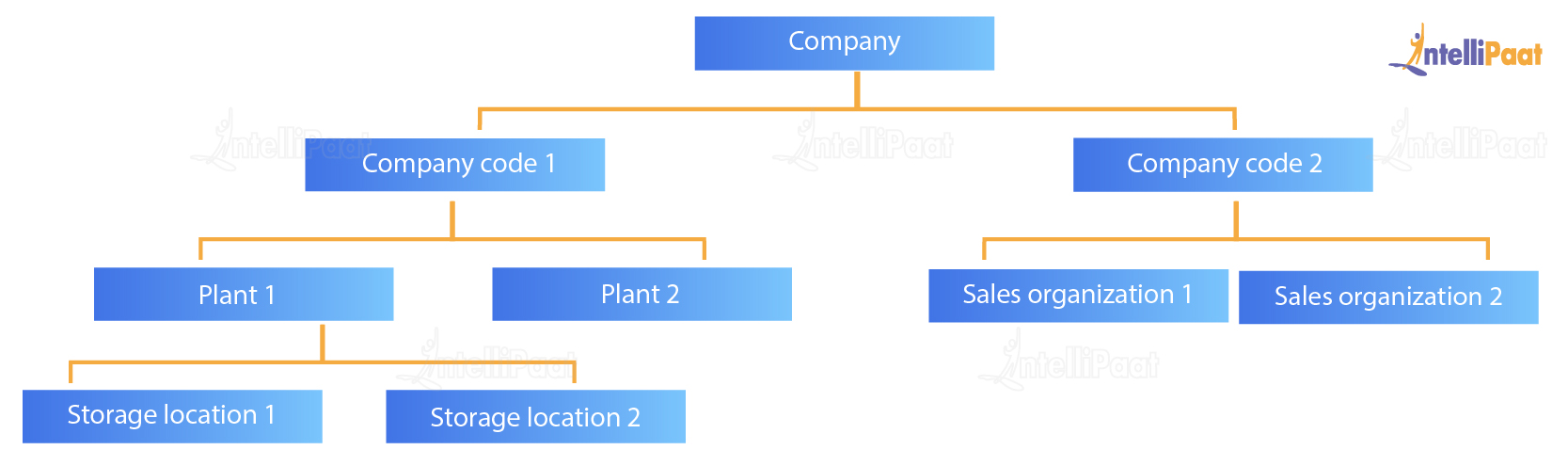 Organizational Structure of SAP PP