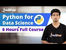 Python For Data Science Video