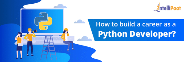 How to build a career as a Python Developer