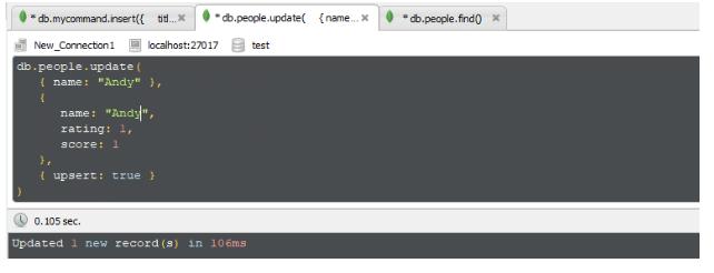 mongodb update command - Intellipaat