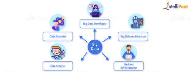 Big Data Career Path Options