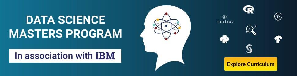 Data Science Masters Program