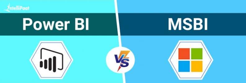 power bi vs msbi