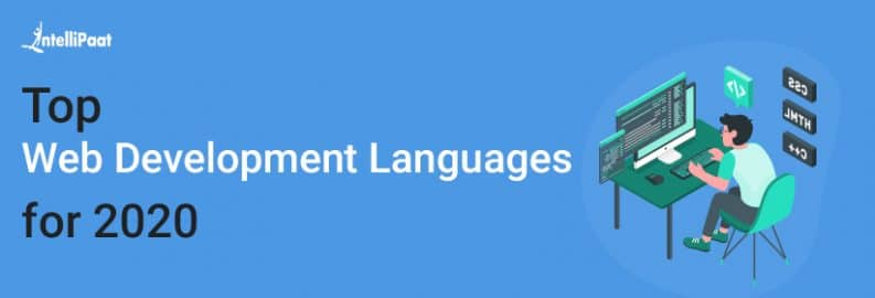 Web Development Languages for 2020