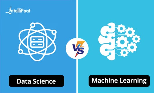 Data Science vs Machine Learning-Small