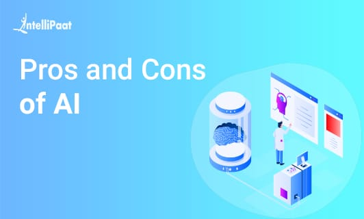 Pros and Cons of AI-Small