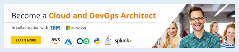 Become a Cloud and DevOps Architect