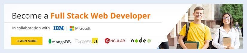 Become a Full Stack Web Developer
