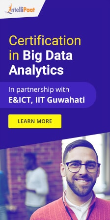 Certification in Big Data Analytics