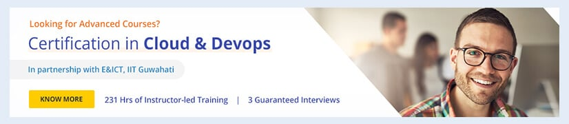 Certification in Cloud & Devops