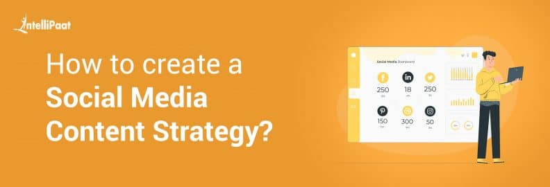 How to create social media content strategy?
