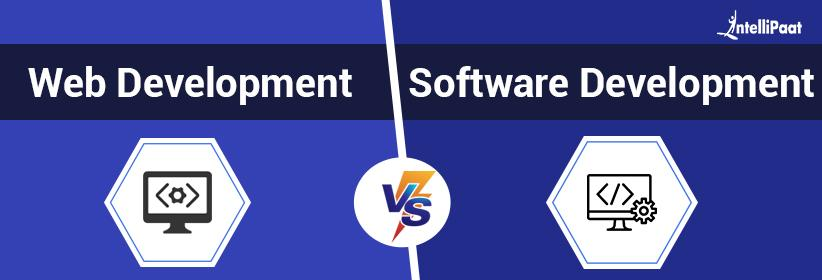 Web Developer vs Software Developer
