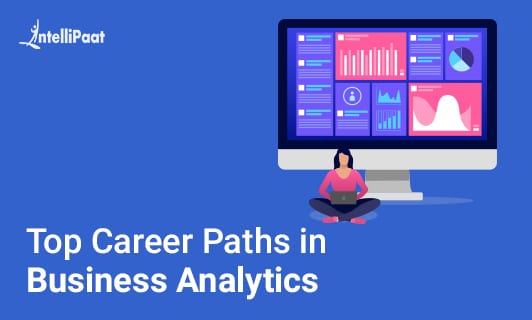 Top Career Paths & Opportunities in Business Analytics Category Image