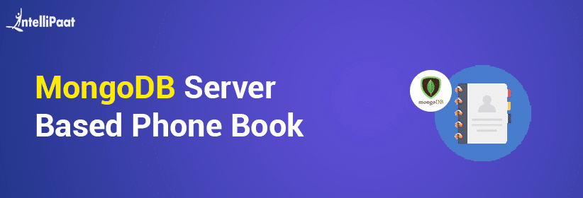 MongoDB Server-based Phone Book