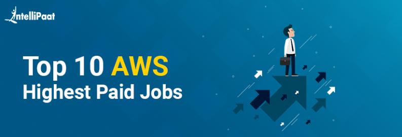 Top 10 AWS Highest Paid Jobs