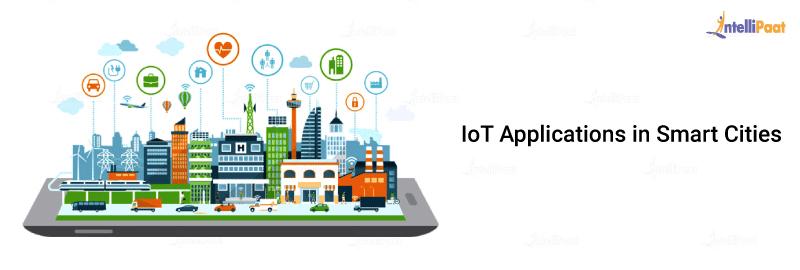 IoT Applications in Smart Cities