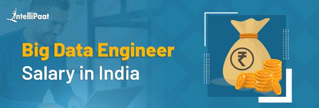 Big Data Engineer Salary in India