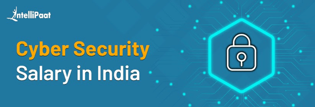 Cyber Security salary in India