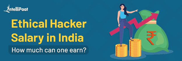 Ethical Hacker Salary in India